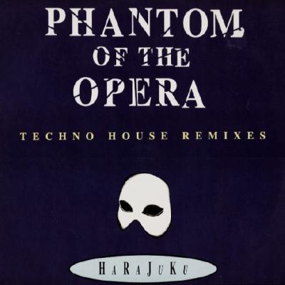 Harajuku - The Phantom Of The Opera