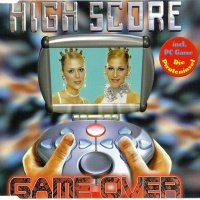 HIGH SCORE - Game Over