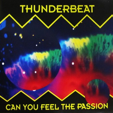 THUNDERBEAT - Can You Feel The Passion