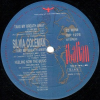 COLEMAN, Silvia - Take My Breath Away (Club Mix)