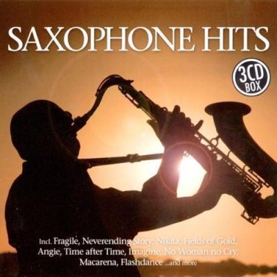 VARIOUS ARTISTS - Saxophone Hits. CD2