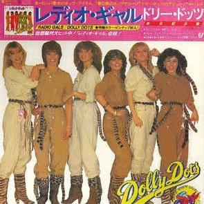 Dolly Dots - Radio Gals