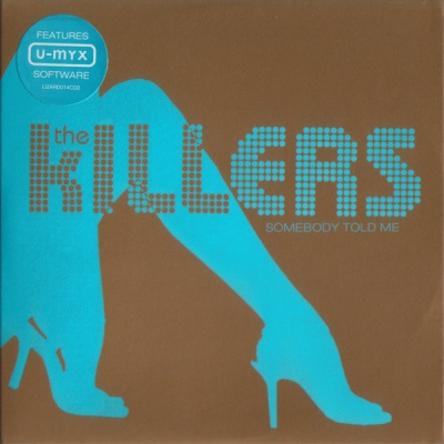 Killers - Somebody Told Me (Fomichev Remix)