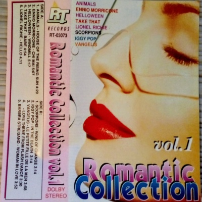 Giorgio Moroder - Romantic Collection Vol. 1