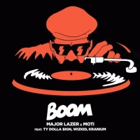 Major Lazer - Boom (Krunk! Remix)