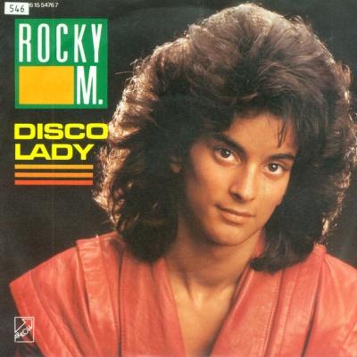 Rocky M - Disco Lady