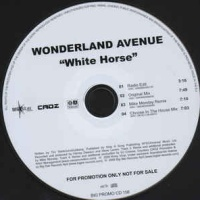 Wonderland Avenue - The White Horse