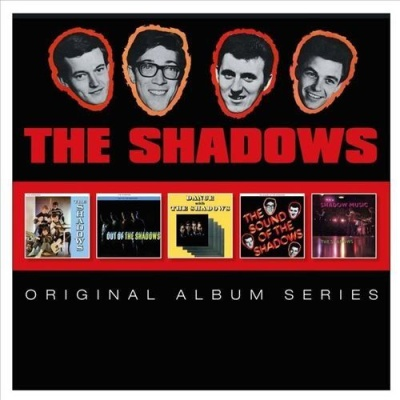 The Shadows - Theme For The Young Lovers