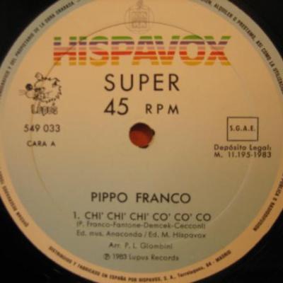 Pippo Franco - Chi' Chi' Chi' Co' Co' Co'