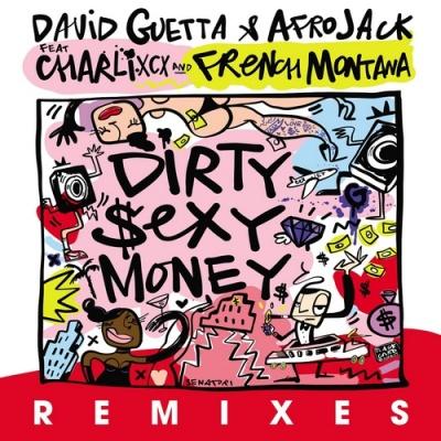 David Guetta - Dirty Sexy Money (Mesto Remix)