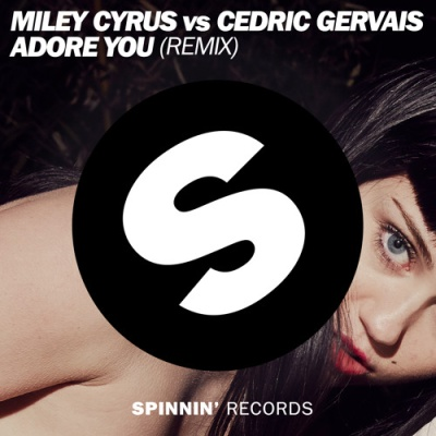 Miley Cyrus - Adore You (Remix)