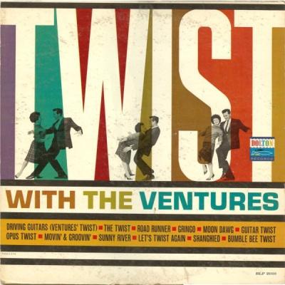 The Ventures - Guitar Twist