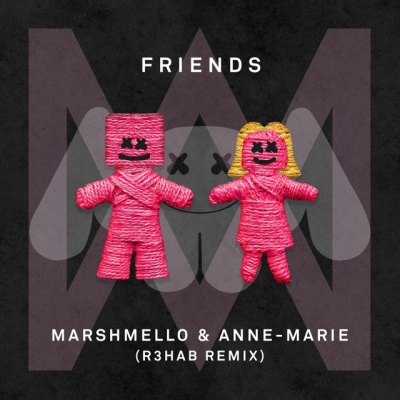 Marshmello - Friends (R3hab Remix)