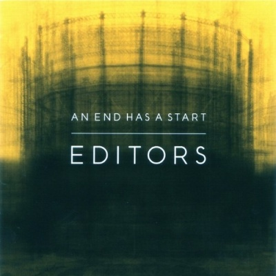 Editors - An End Has A Start (Japanese Limited Edition)