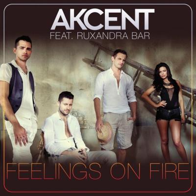 Akcent - Feelings On Fire