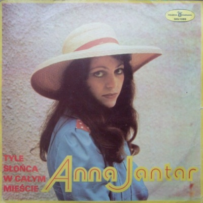 Anna Jantar - Tyle Slonca W Calym Miescie
