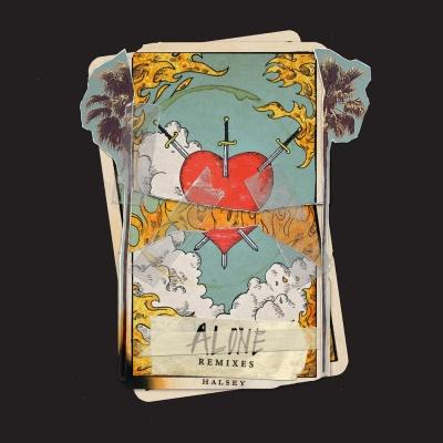 Halsey - Alone (CID Remix)