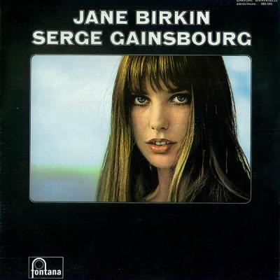 Jane Birkin - Jane Birkin - Serge Gainsbourg