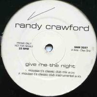 Randy Crawford - Give Me The Night (Radio Edit)