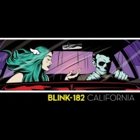 Blink-182 - California (CD1)