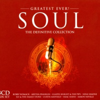Greatest Ever Soul-The Definitive Collection