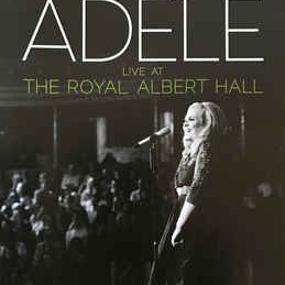 Adele - Live At The Royl Albert Hall