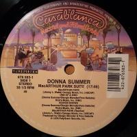 Donna Summer - MacArthur Park Suite / Last Dance