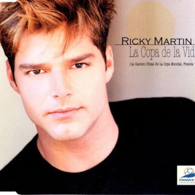 Ricky Martin - La Copa De La Vida (La Cancion Oficial De La Copa Mundial, Francia '98)