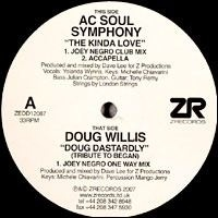 AС Soul Symphony - The Kinda Love (Joey Negro Strung Out Dub)