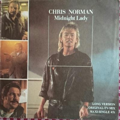 Chris Norman - Midnight Lady (Long Version)