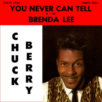 Chuck Berry - You Never Can Tell