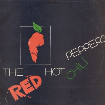 Red Hot Chili Peppers - The Red Hot Chili Peppers