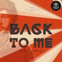 - Back to Me - Single