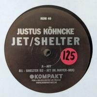 Justus Köhncke - Jet