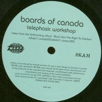Boards Of Canada - Telephasic Workshop