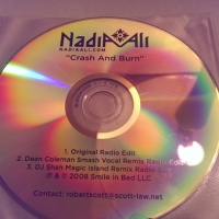 Nadia Ali - Crash And Burn (Original Radio Edit)