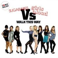 Sugababes & Girls Aloud - Walk This Way