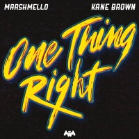 Marshmello - One Thing Right
