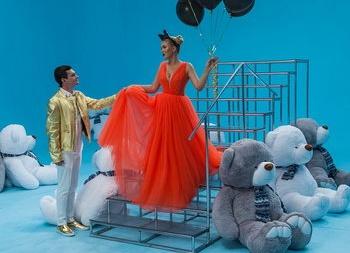 Ирина Дубцова выпустила «дружеский» клип