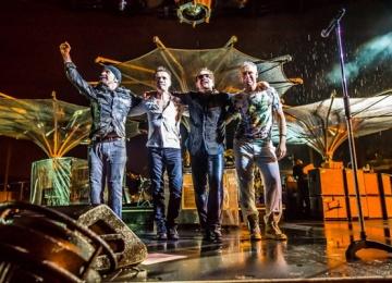 Перед гастрольным туром U2 презентует альбом
