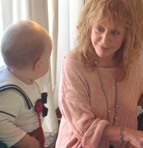 Алла Пугачева учит музыке дочь Игоря Николаева