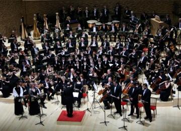 Оркестр Мариинки выступит в Лондоне