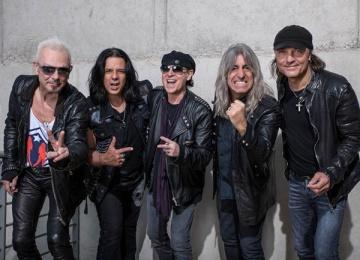 В Scorpions влился новый барабанщик