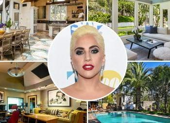 Леди Гага прикупила жилье за 5,25 миллионов долларов