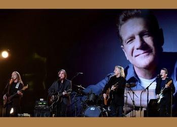 Eagles вернется на сцену с сыном Гленна Фрая