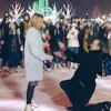 Юлианне Карауловой сделали предложение на новогодней ёлке