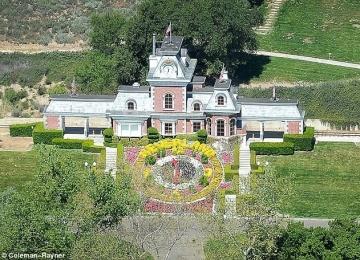 Бывшее ранчо Майкла Джексона продается