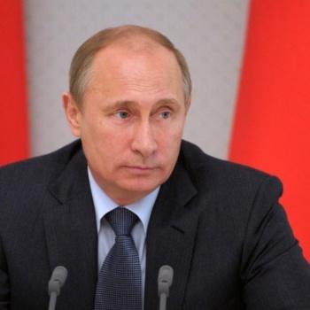 У Владимира Путина новый питомец