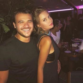 Эмин Агаларов  влюблен