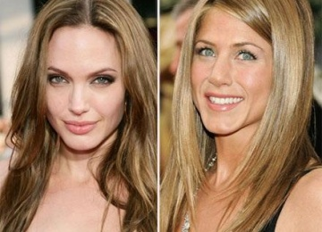 Что думает Дженнифер Энистон  о разводе Анжелины Джоли